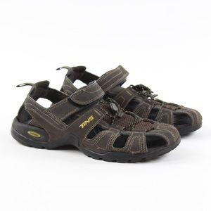 Teva Mens Forebay Sport Hiking Fisherman Sandals